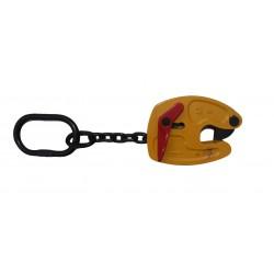 Pinces lève-tôle avec suspension à chaîne