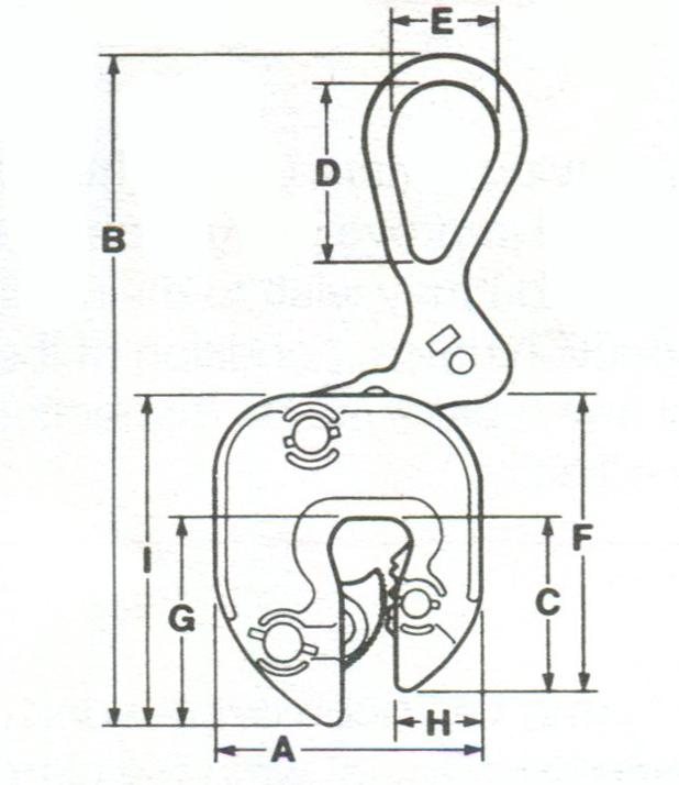 Schéma pince GXL