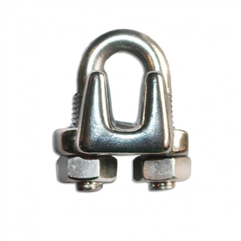 Étonnant Serre-câble à étrier inox série lourde - Sécurité Levage IM-84